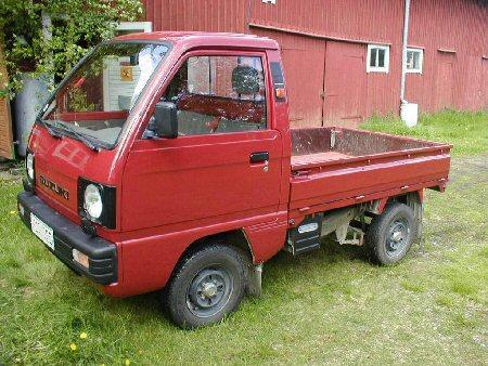 Japanese Mini Trucks (Kei Trucks) Ja…